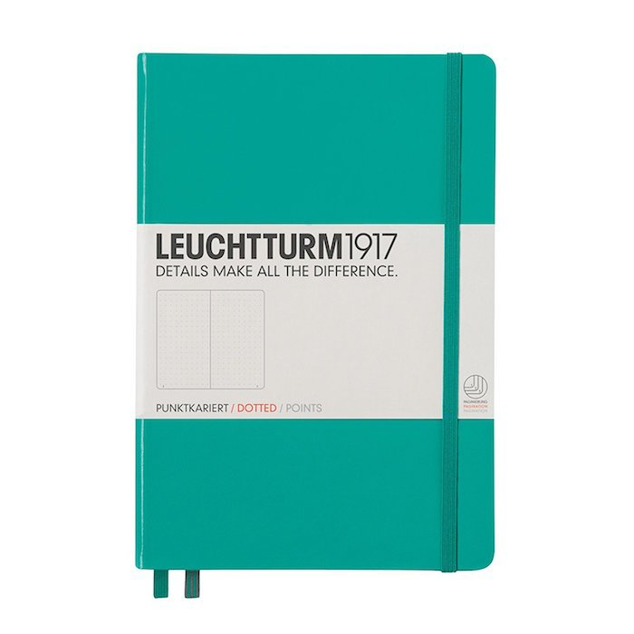 Leuchtturm 1917 Dotted A5 Notebook