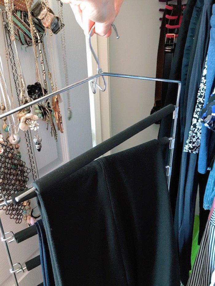 Swing-out Trouser Hanger