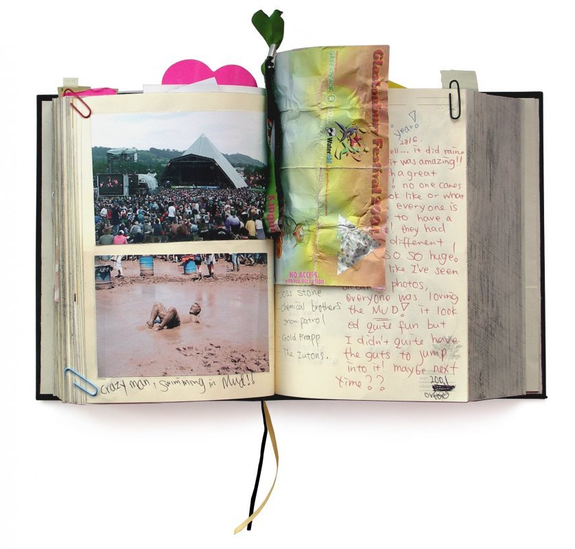 'My Life Story' Journal