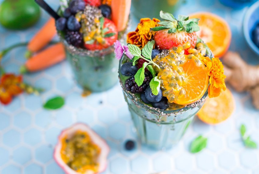 Zero calorie foods to help you lose weight fruit cocktail