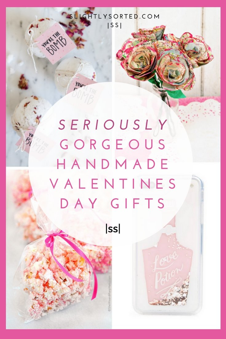 Seriously Gorgeous Handmade Valentines Gifts
