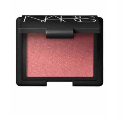 Look good on little sleep Nars Blush