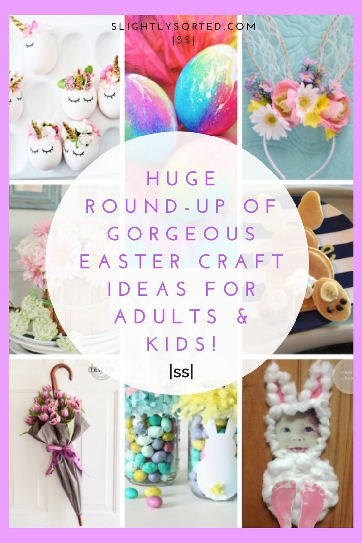 Gorgeous Easter Craft Ideas