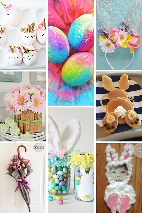DIY Easter Craft Ideas and Easter Decorations