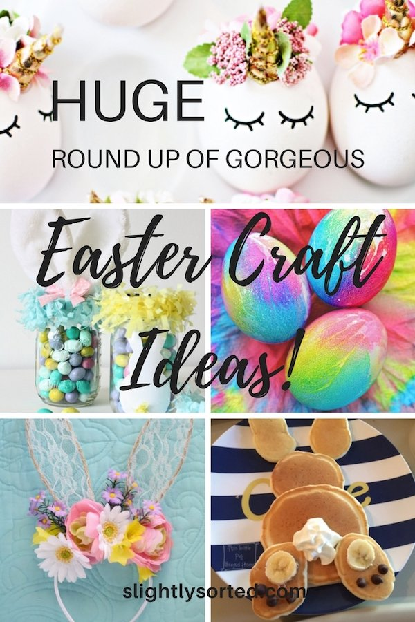 DIY Easter Craft Ideas and Decorations