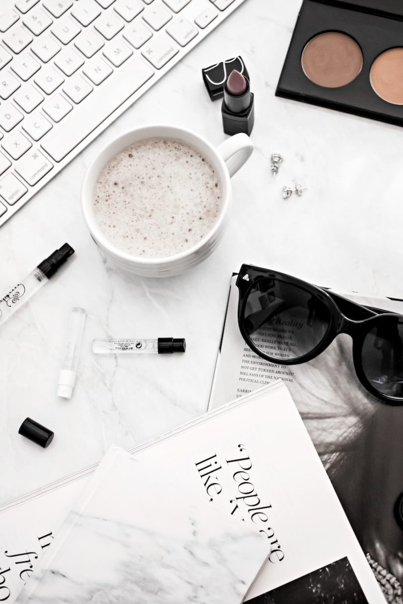 How to choose your blog niche stylish desktop