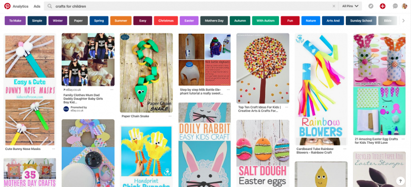 How to choose your blog niche using Pinterest