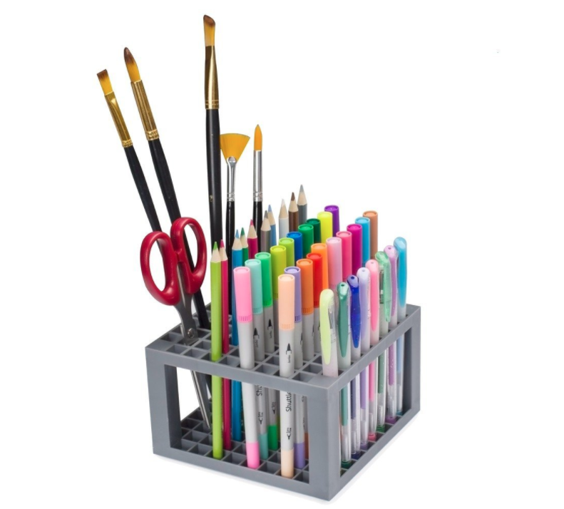 Bullet Journal Supplies Organization Pen Hole Organizer