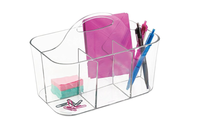 Bullet Journal Supplies Organization Acrylic Caddies