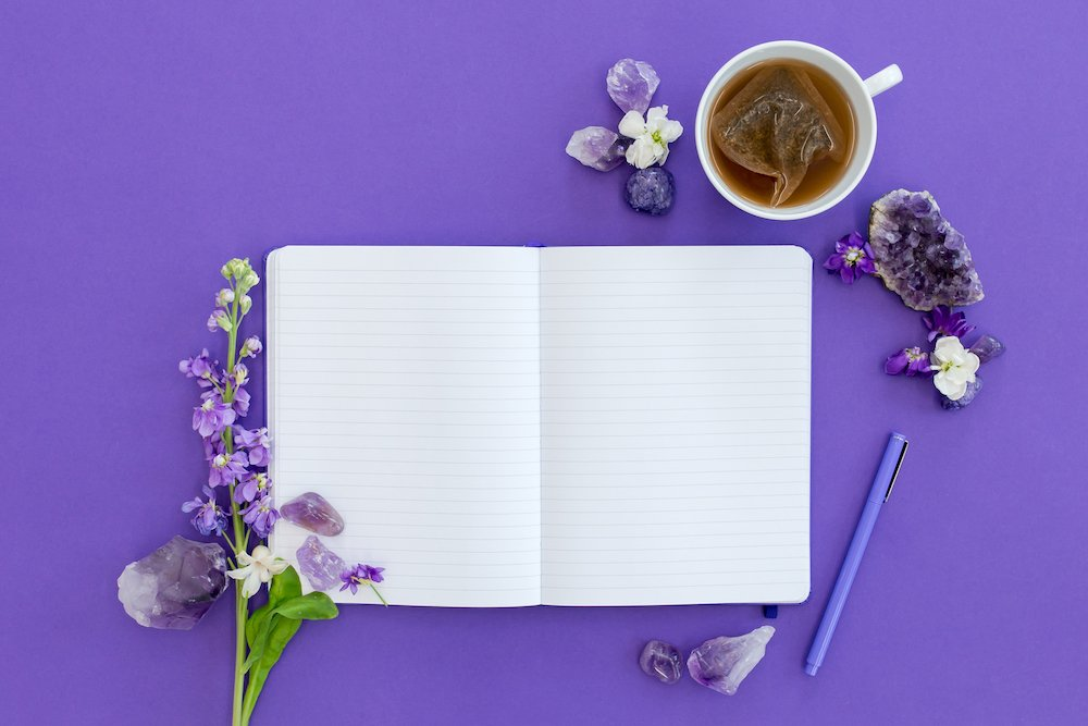 Bullet Journal Monthly Cover Ideas Blank Page