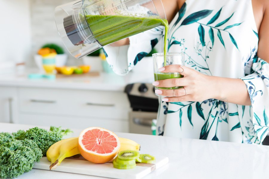 Creating a kitchen that gets stuff done juice bar