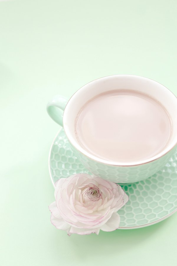 A cup of tea to relax