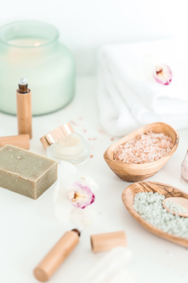 Create your own spa to combat stress