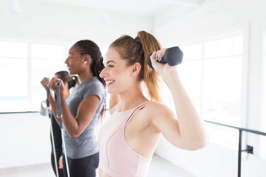 Exercise to help combat stress