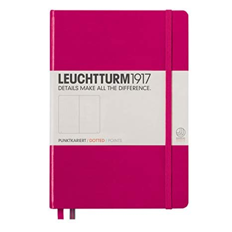 Leuchtturm 1917 notebook for bullet journal starter kit